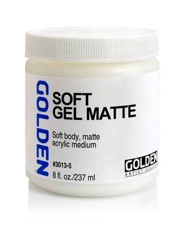 Golden Soft Gel Matte