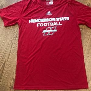 Adidas Henderson State Football Tee