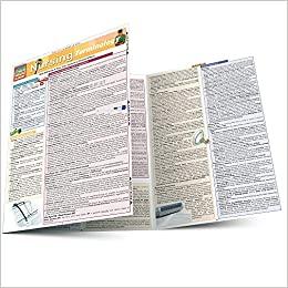 QuickStudy Nursing Terminology Laminated Study Guide