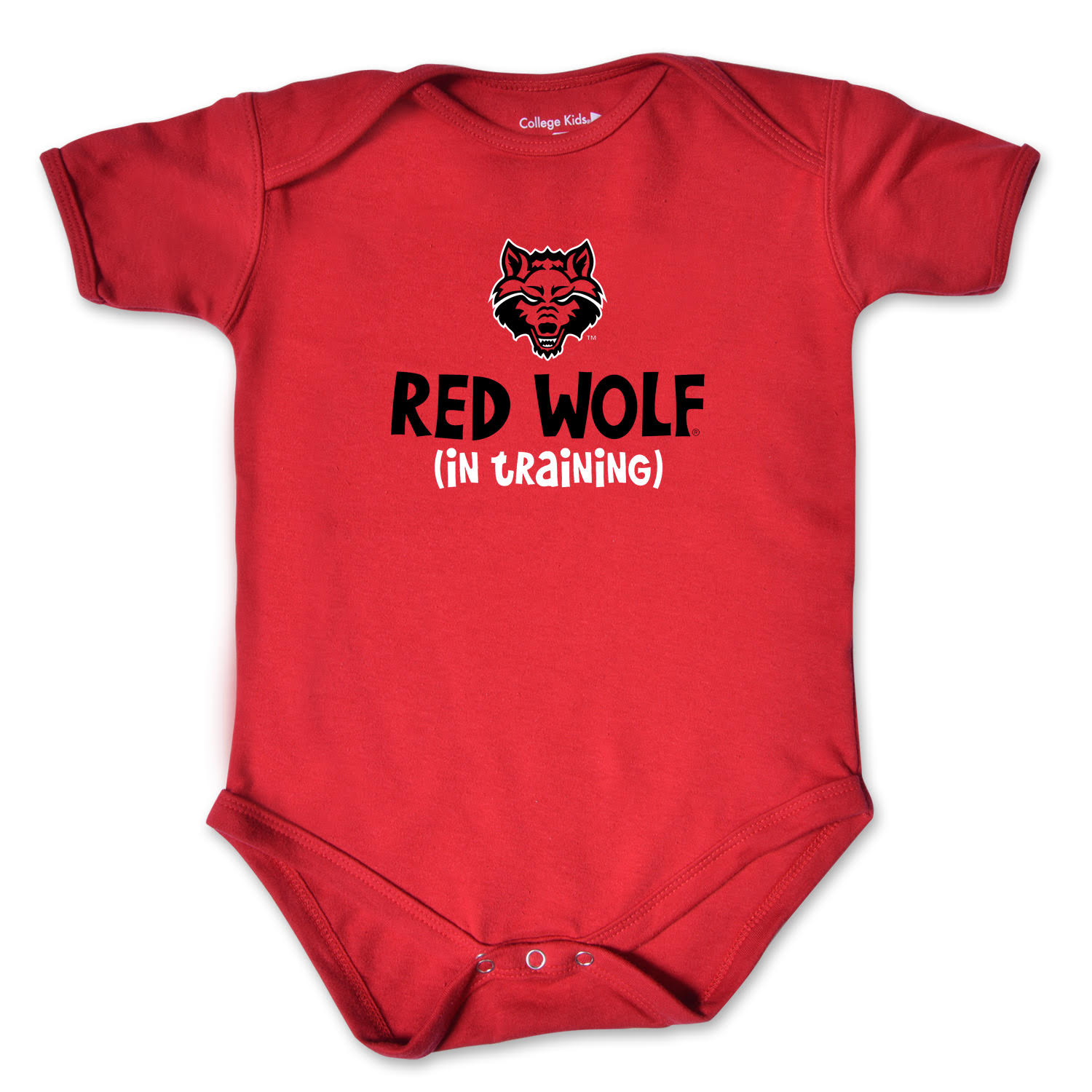 Arkansas State Infant Bodysuit
