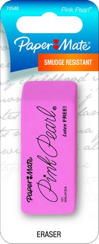 Pink Pearl Large Eraser