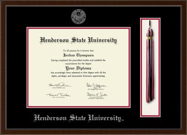 Tassel Edition Diploma Frame