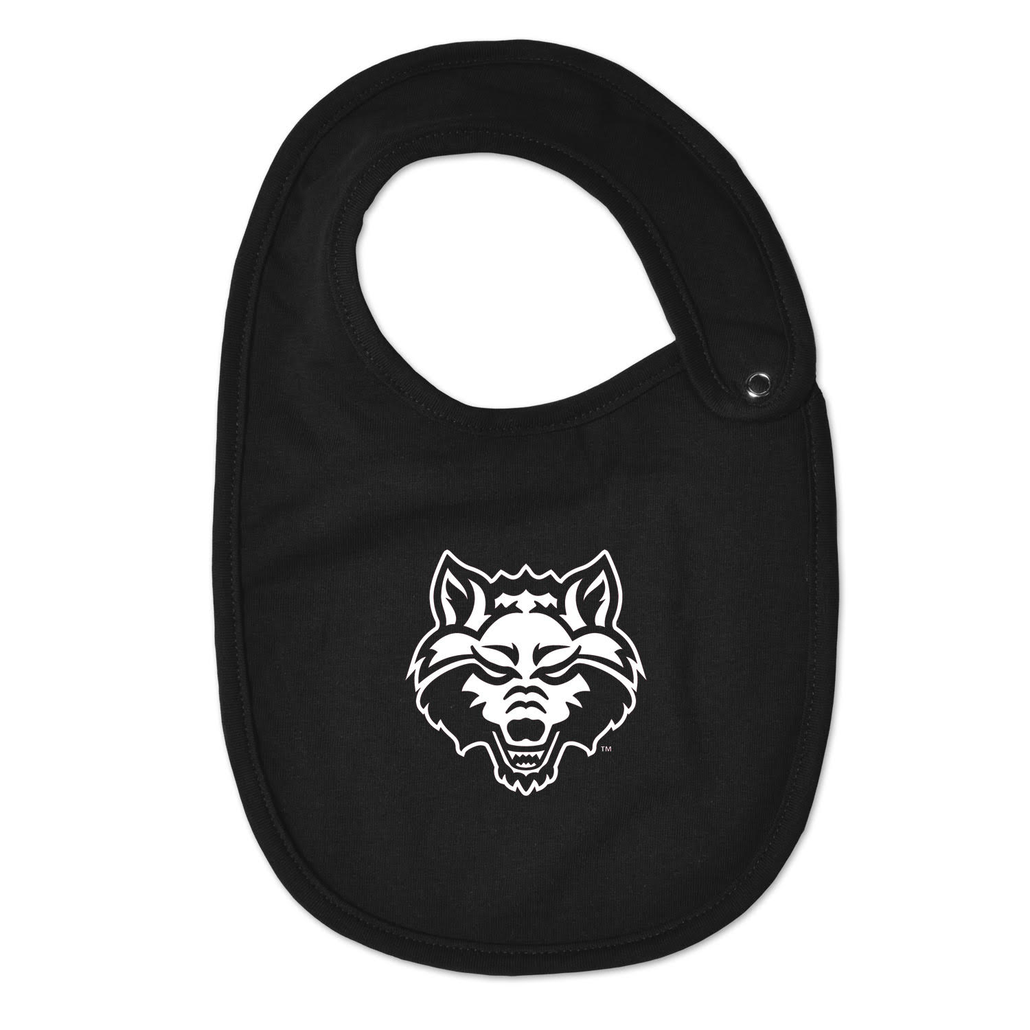 Arkansas State Infant Bib