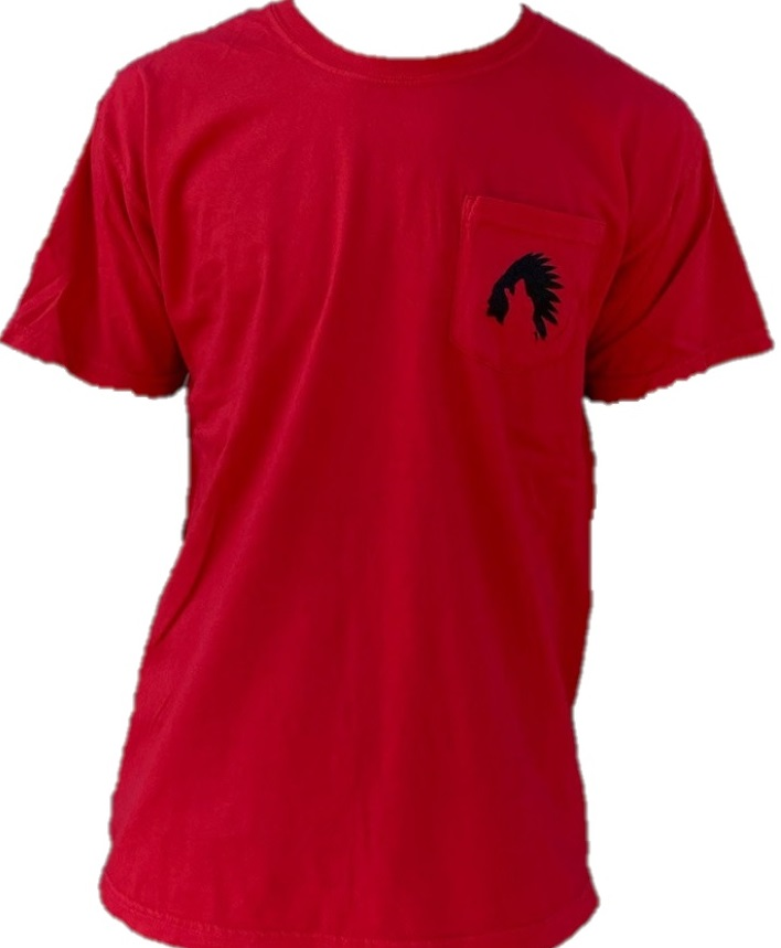 Once a Tribe Forever A Pack Pocket Comfort Color Tee