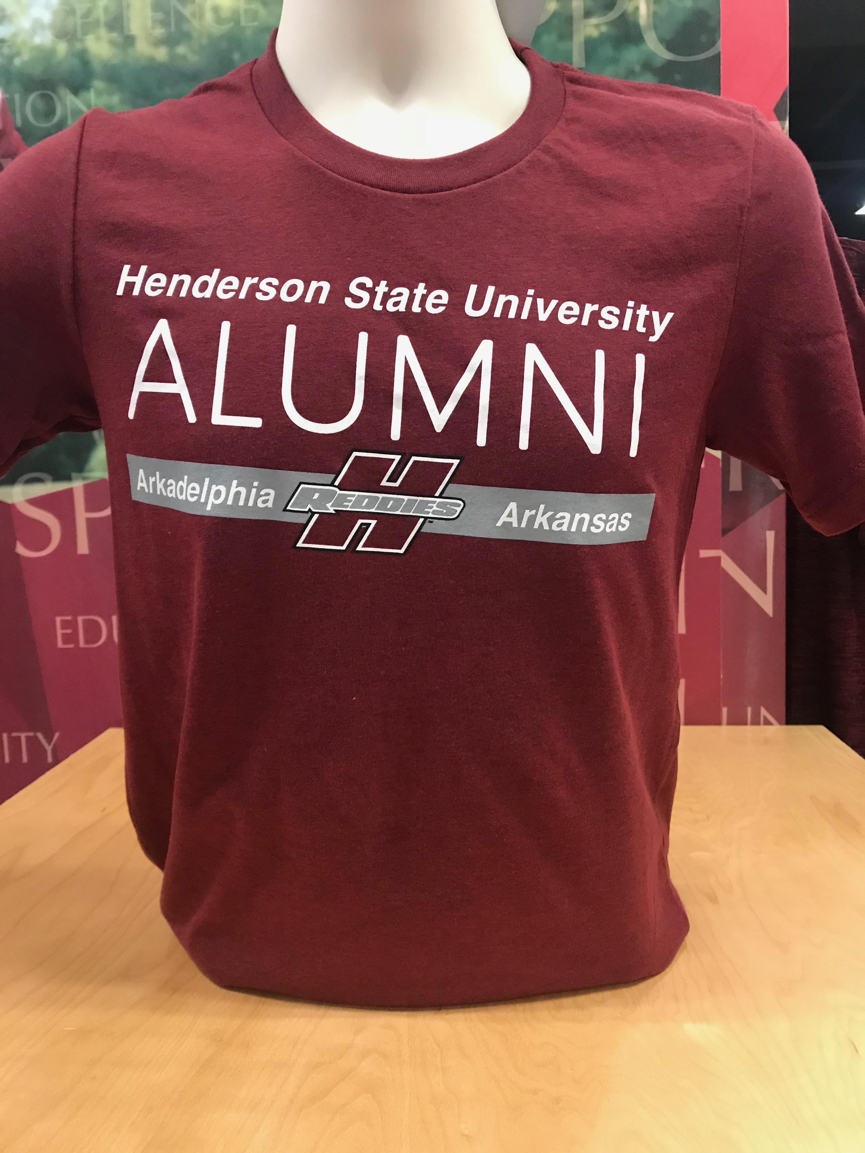 Henderson State Reddies Alumni Tee