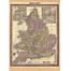 Decorative England Poster