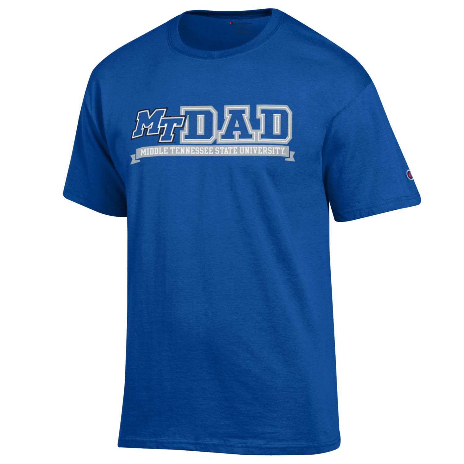 MT Logo Dad Tshirt