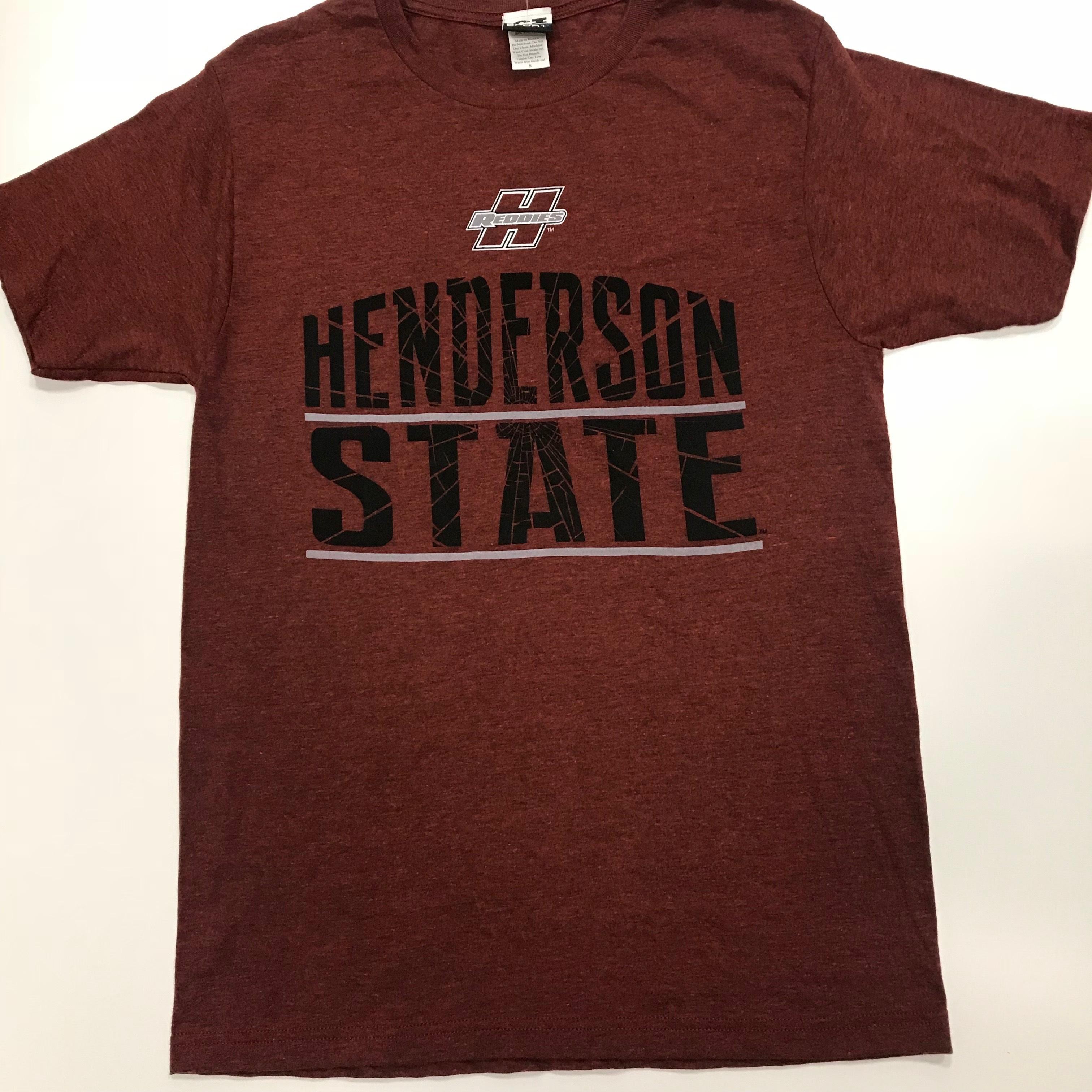 Henderson State Web Tee
