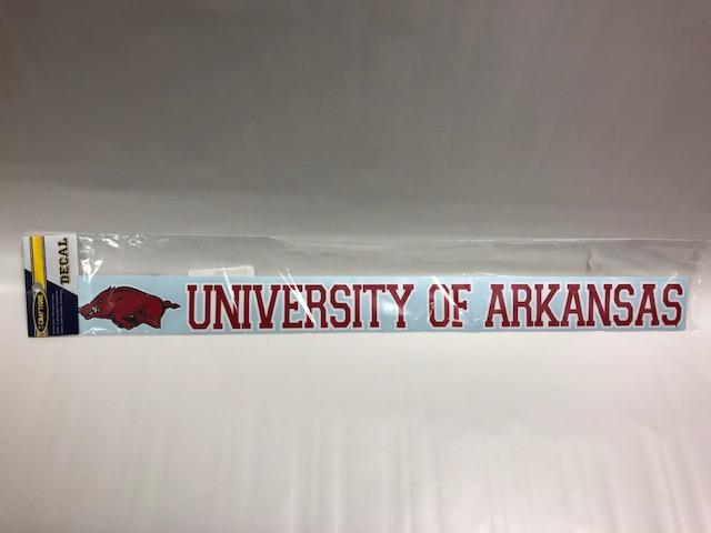 RH UA Strip Decal 19 inch
