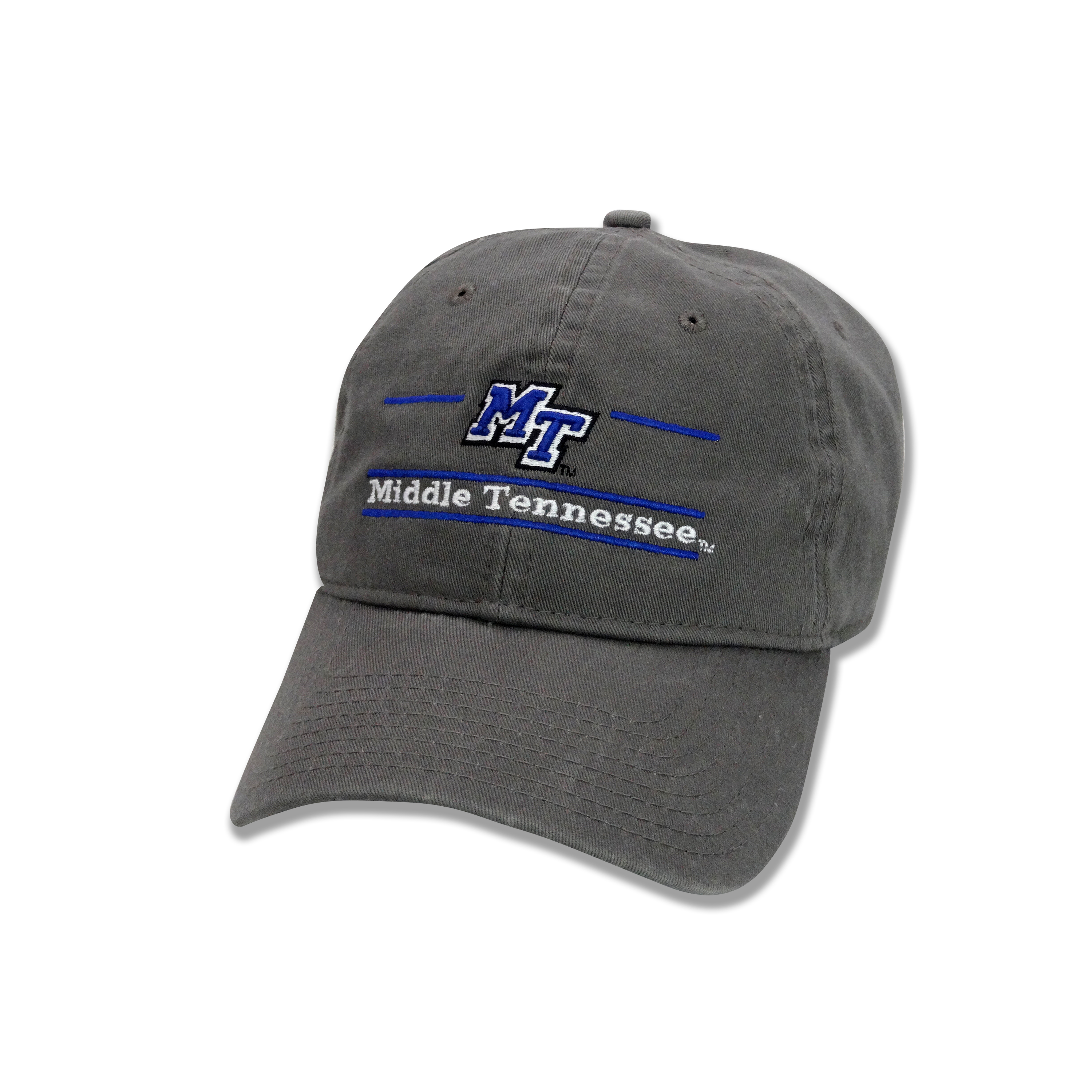 MT Middle Tennessee Split Bar Hat