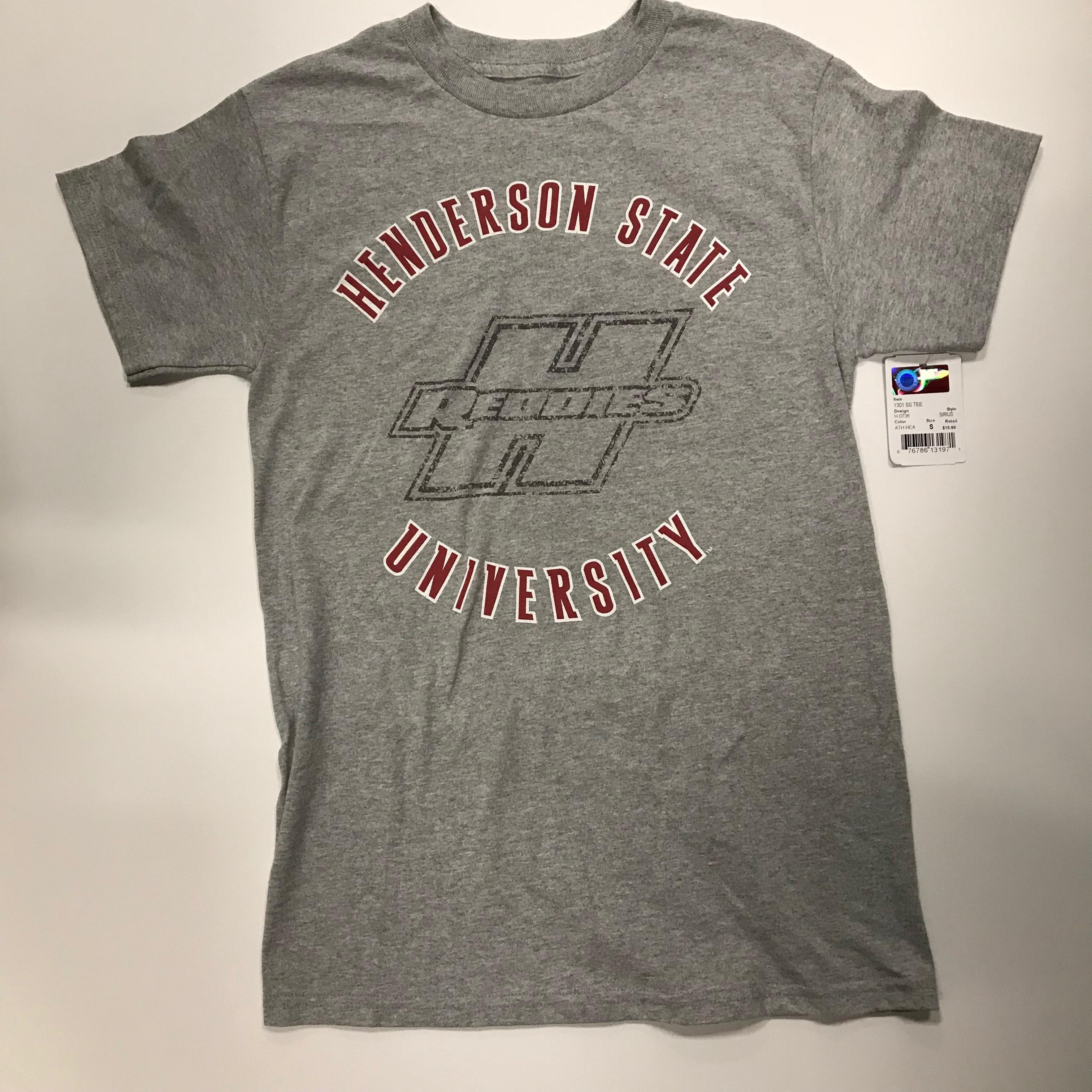 Henderson State University HReddies Tee