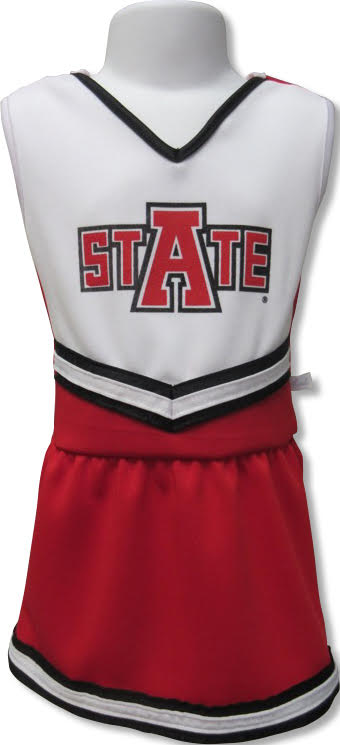 Arkansas State Cheer Uniform