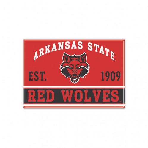 Arkansas State University Metal Magnet