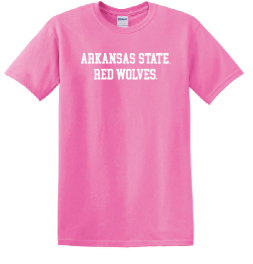 Arkansas State Red Wolves T Shirt