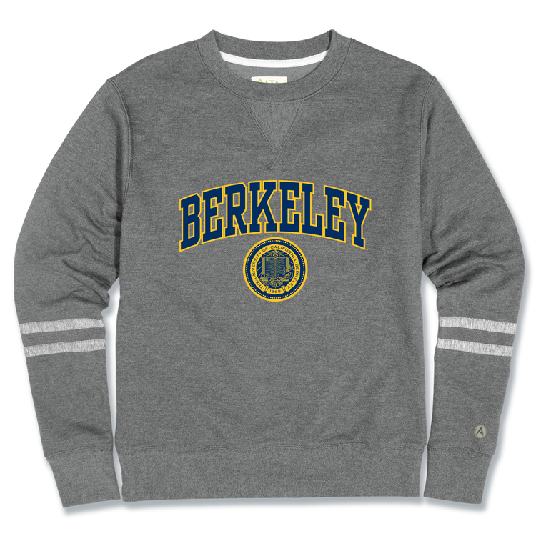 "University of California Berkeley Crew Pullover Fleece ""Berkeley"""