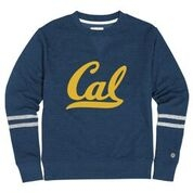 "MD25-University of California Berkeley Rosaura Pullover Fleece ""Cal"""