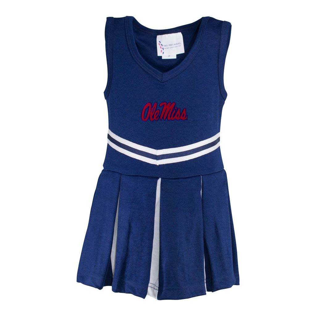 Infant Cheer Dress Navy