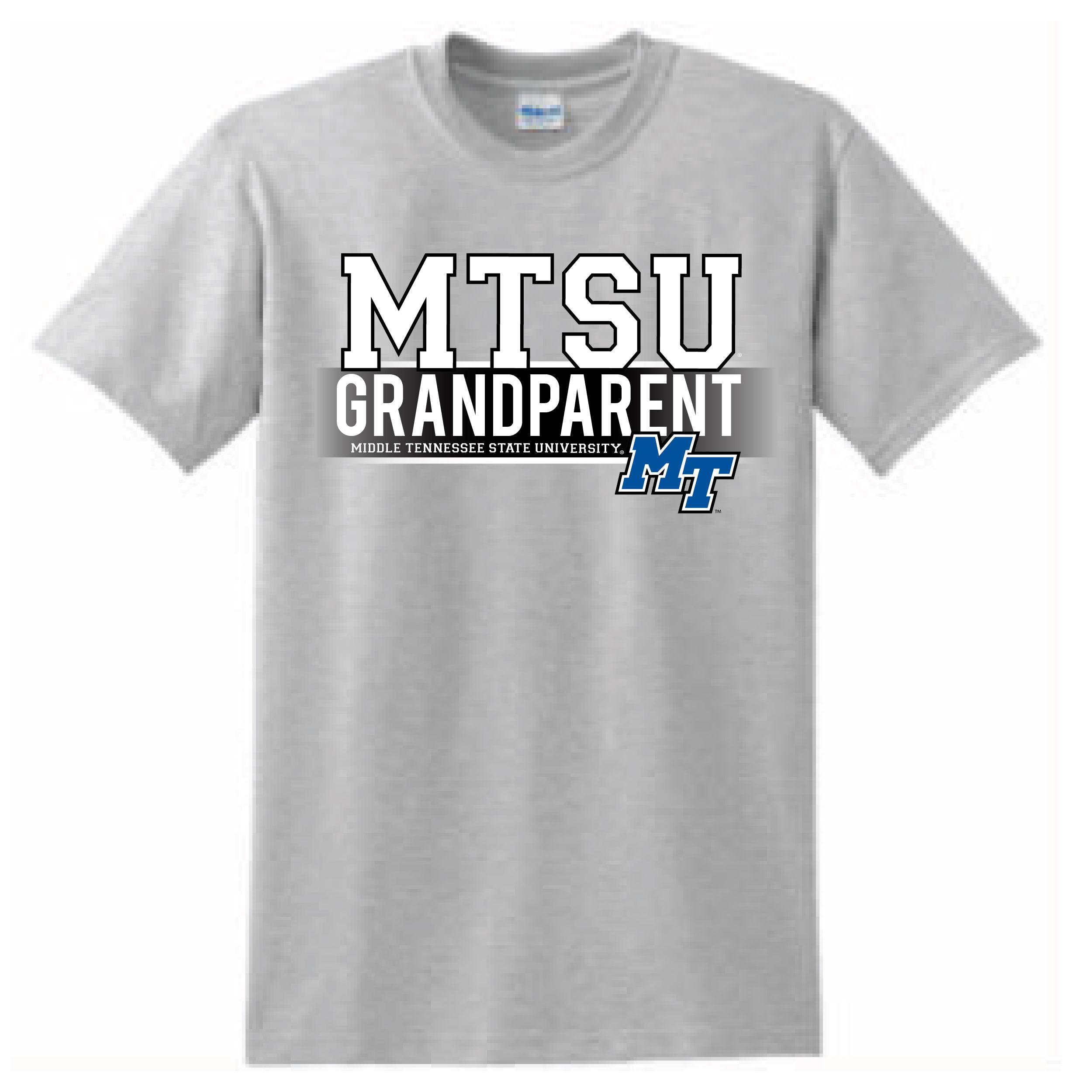 MTSU Grandparent Tshirt