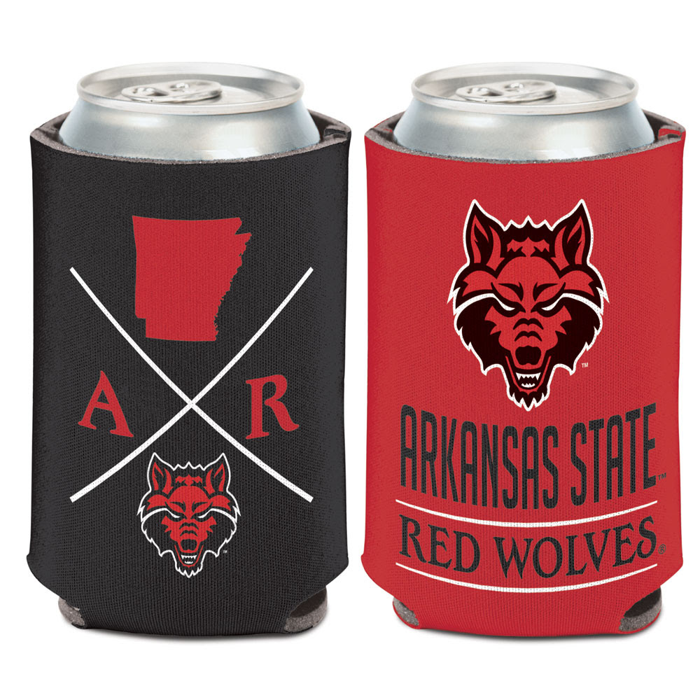 Arkansas State University HIPSTER Can Cooler