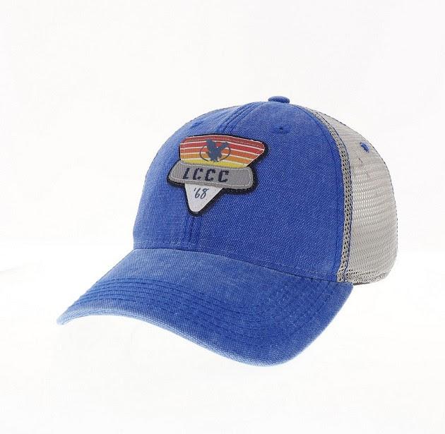 LCCC Eagles Classic Trucker Hat