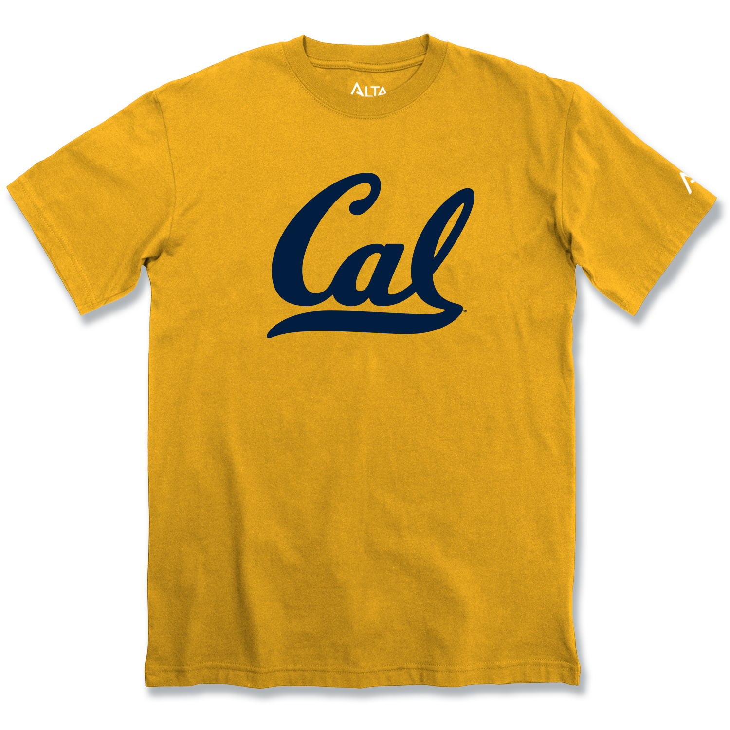 "University of California Berkeley Crew Neck Fit Tee ""Cal"""