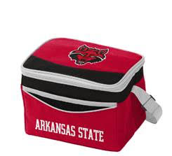 Arkansas State Mavrik Blizzard 6 Pack Cooler