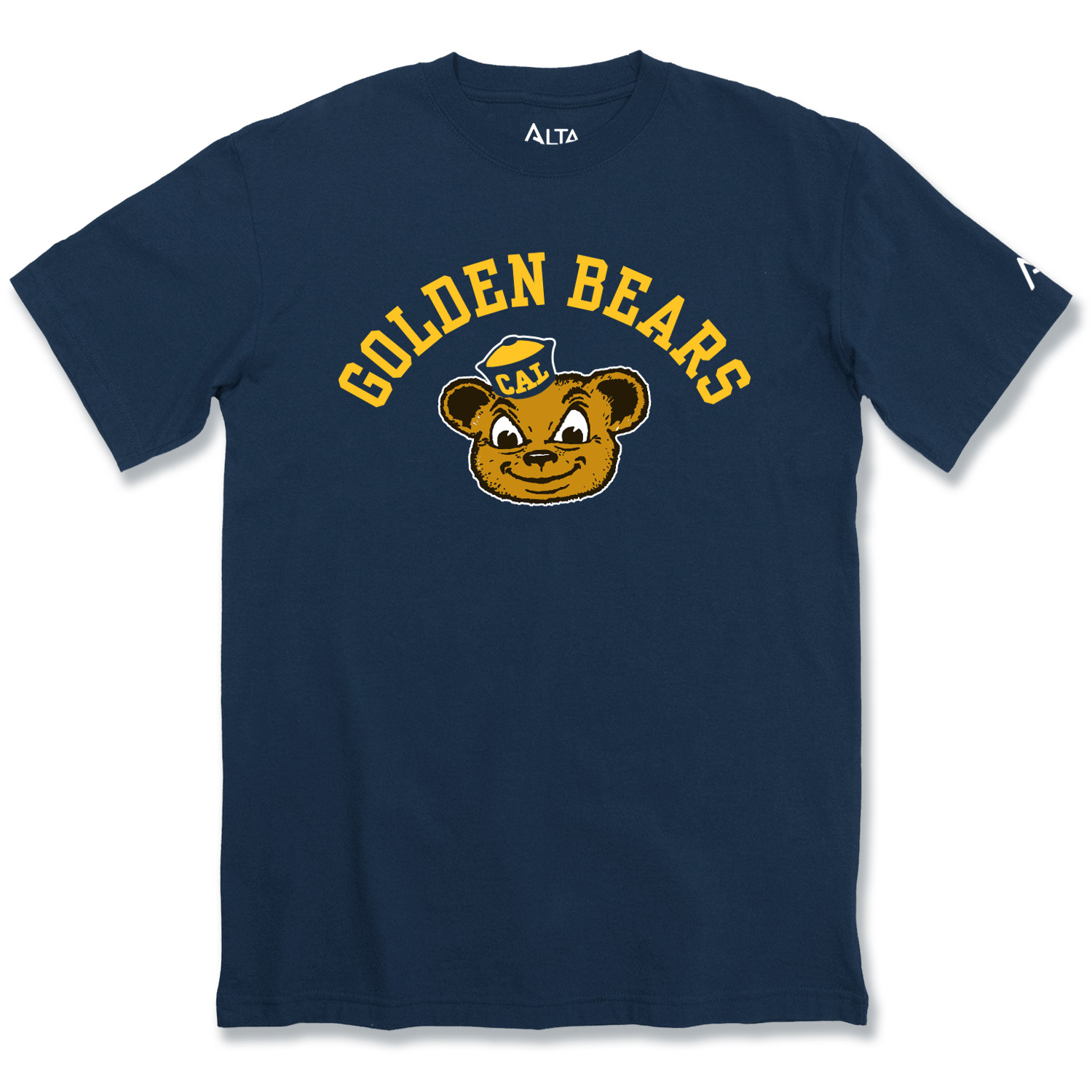 Cal Bears Alta Gracia Tee Oski Golden Bears