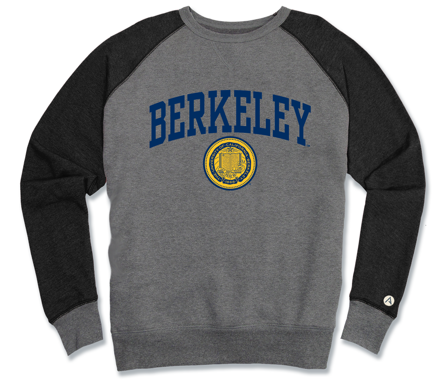 University of California Berkeley Ramon Raglan Sleeve Fleece