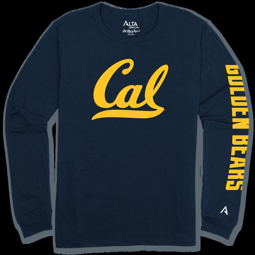 """University of California Berkeley Long Sleeve Crew """"Cal"""""""