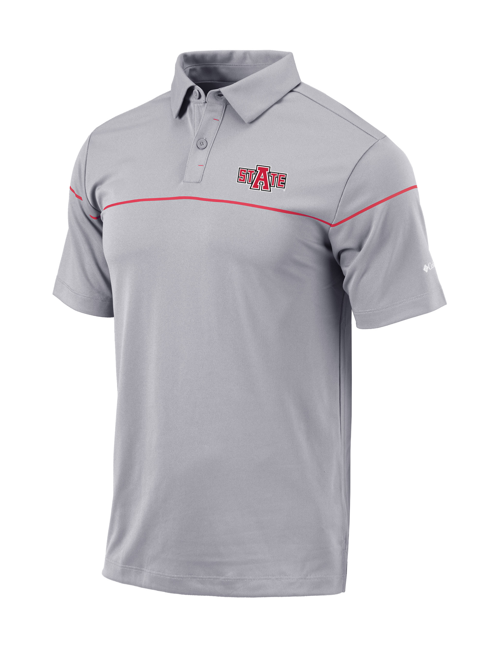 Red Wolves Omni - Wick Breaker Polo