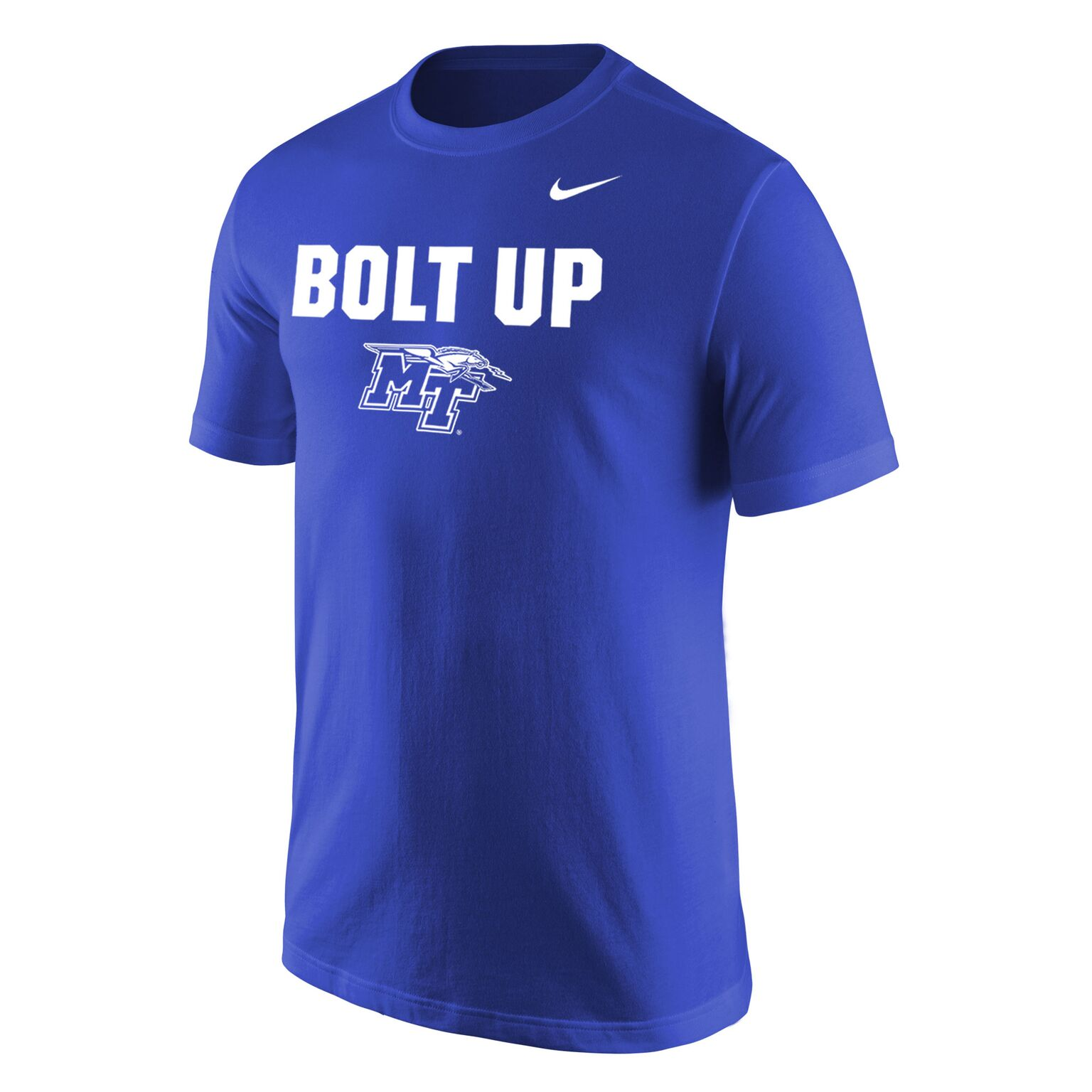 Middle Tennessee Bolt Up Nike® Tshirt