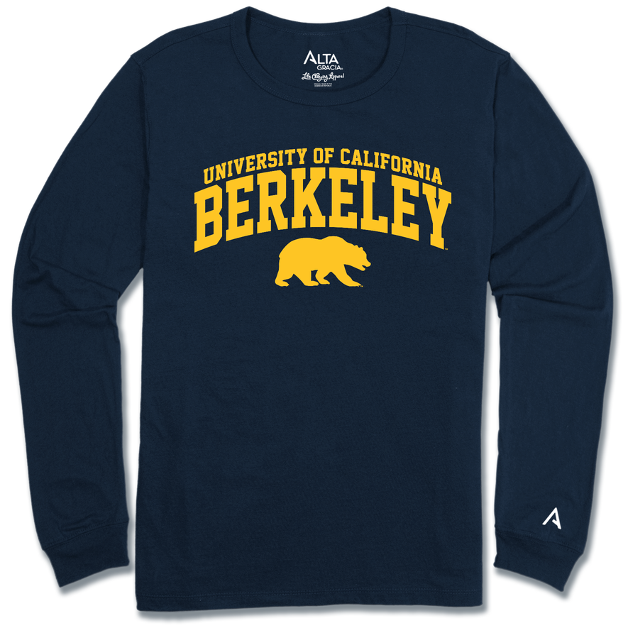 University of California Berkeley Long Sleeve Crew