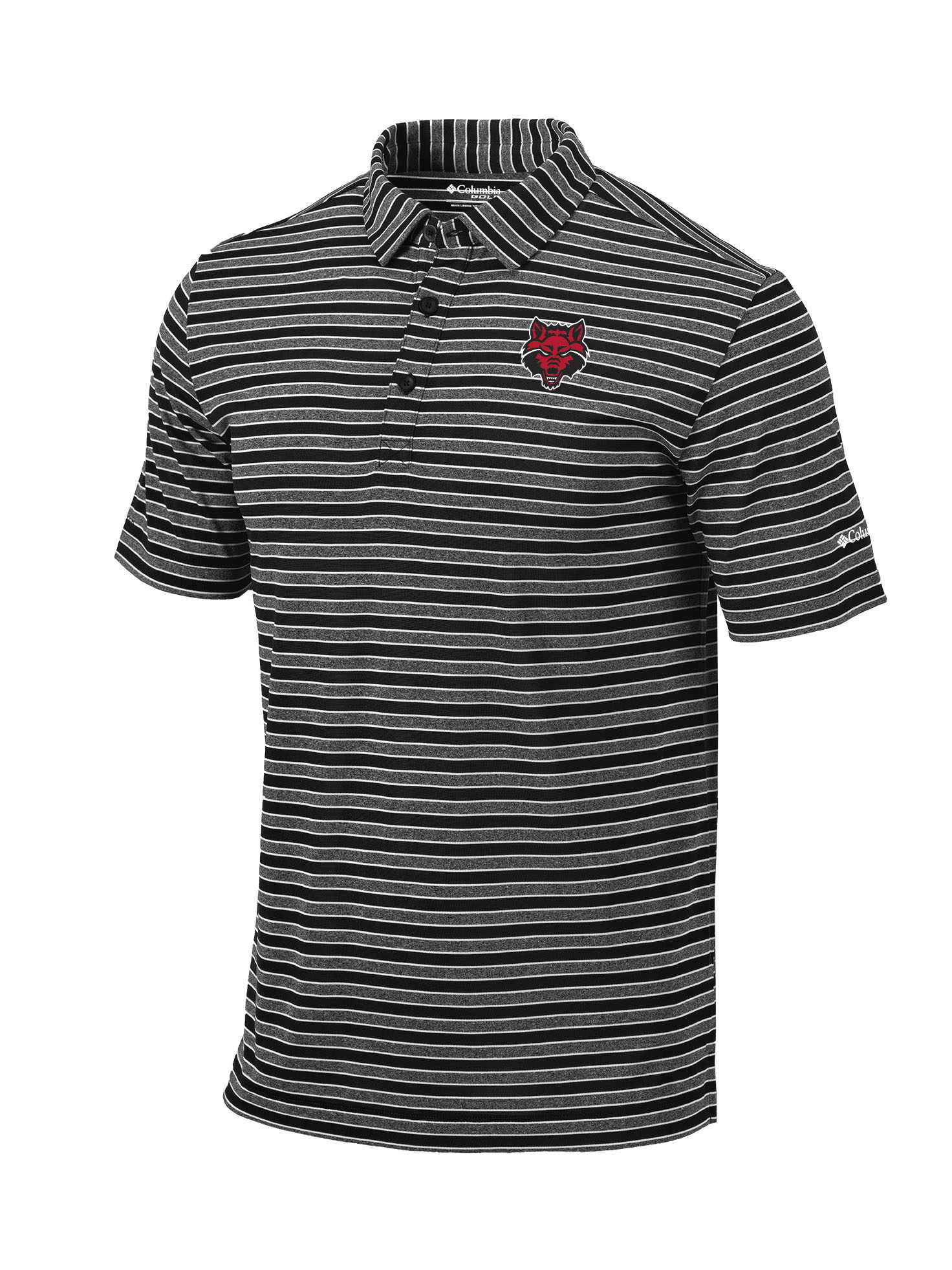 Red Wolves Omni-Wick Members Polo