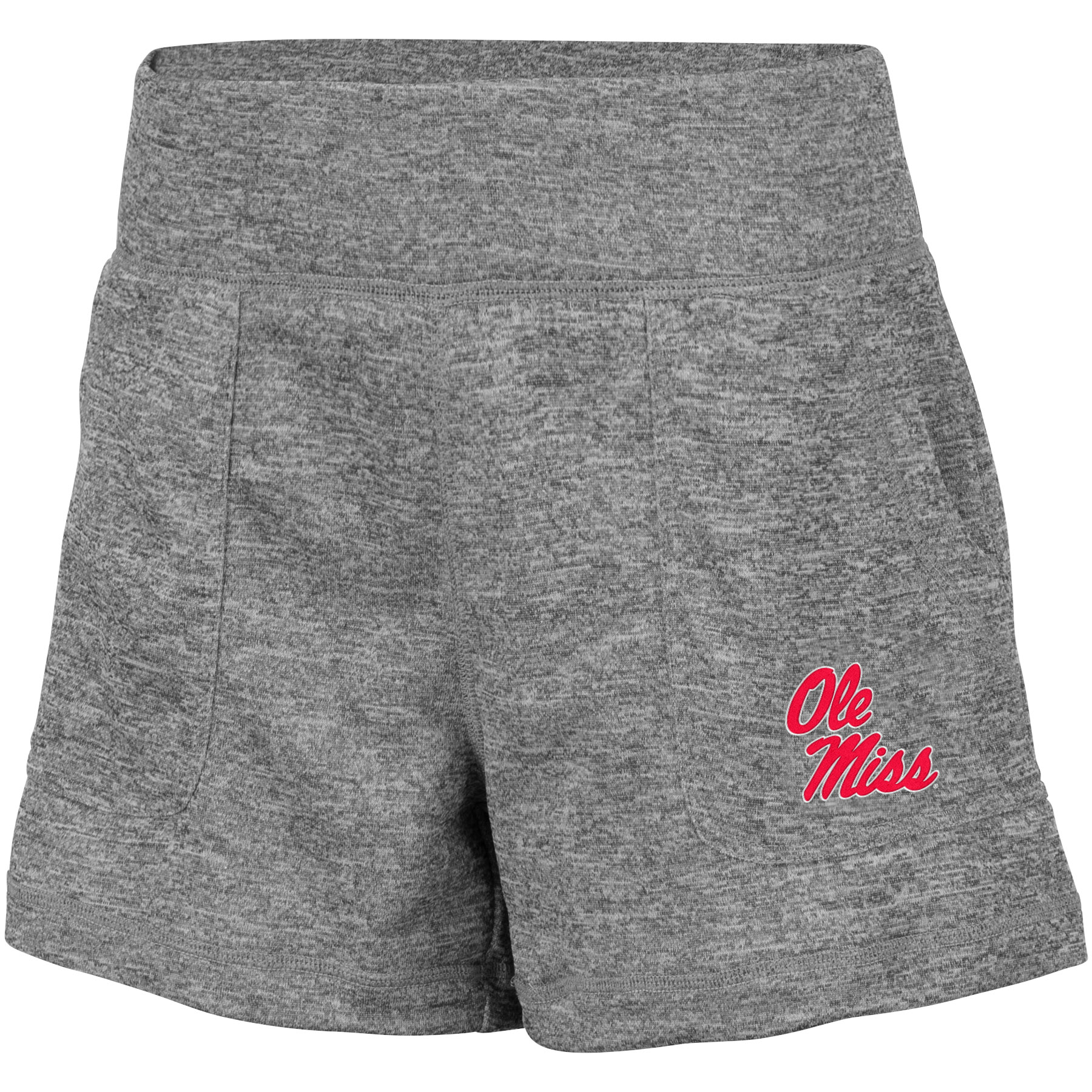 Womens Heather Gray Lyon Short