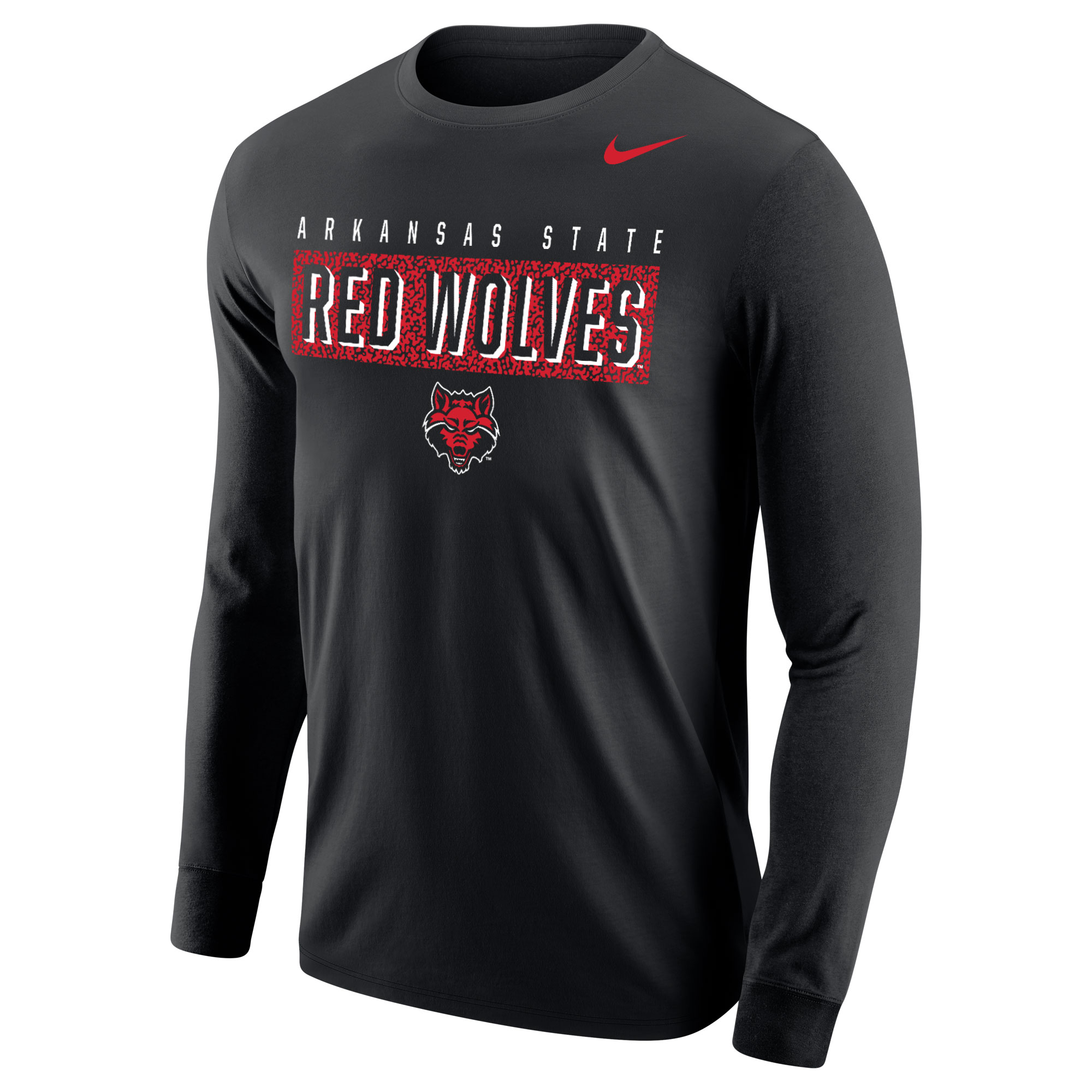 Arkansas State Core LS Tee