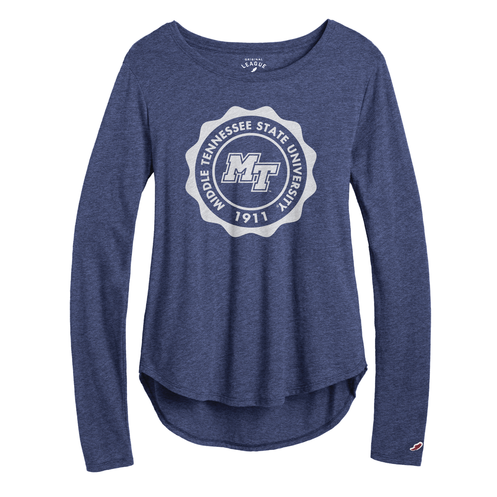 Middle Tennessee Est. 1911 Favorite Women's Long Sleeve Shirt