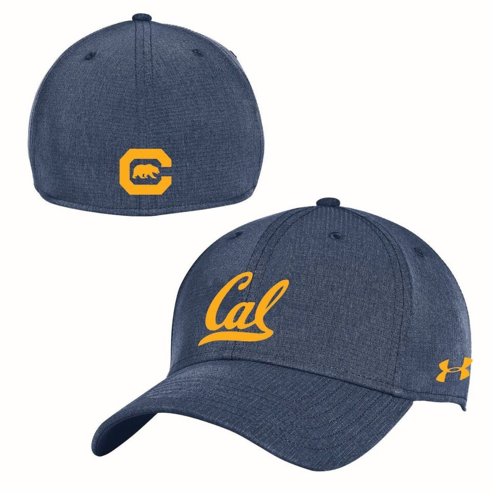 University of California Berkeley Under Armour Men's Airvent Alloy Hat