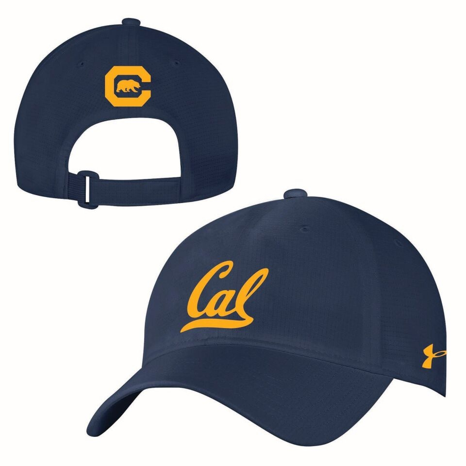 University of California Berkeley Under Armour Women's Airvent Adjustable Hat