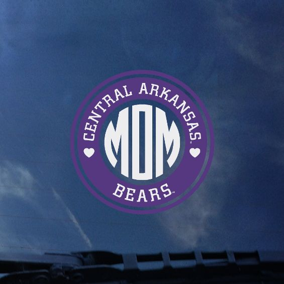 Central Arkansas Mom Circle Decal
