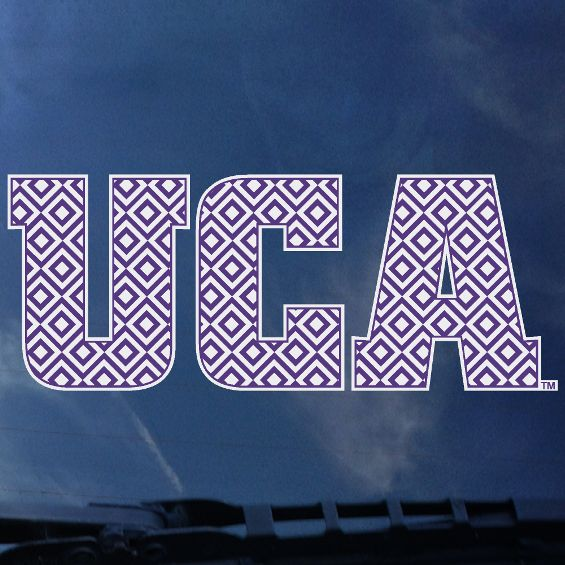 Ikat UCA Decal