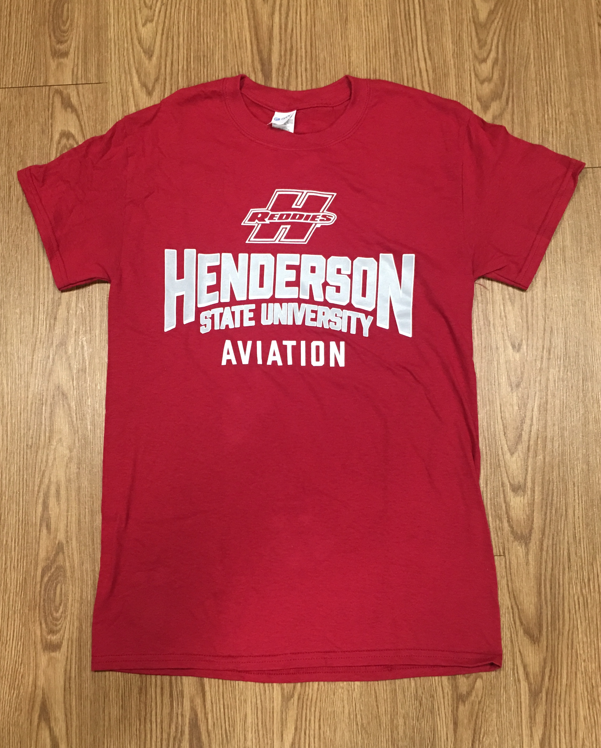 Henderson State University Aviation T-shirt