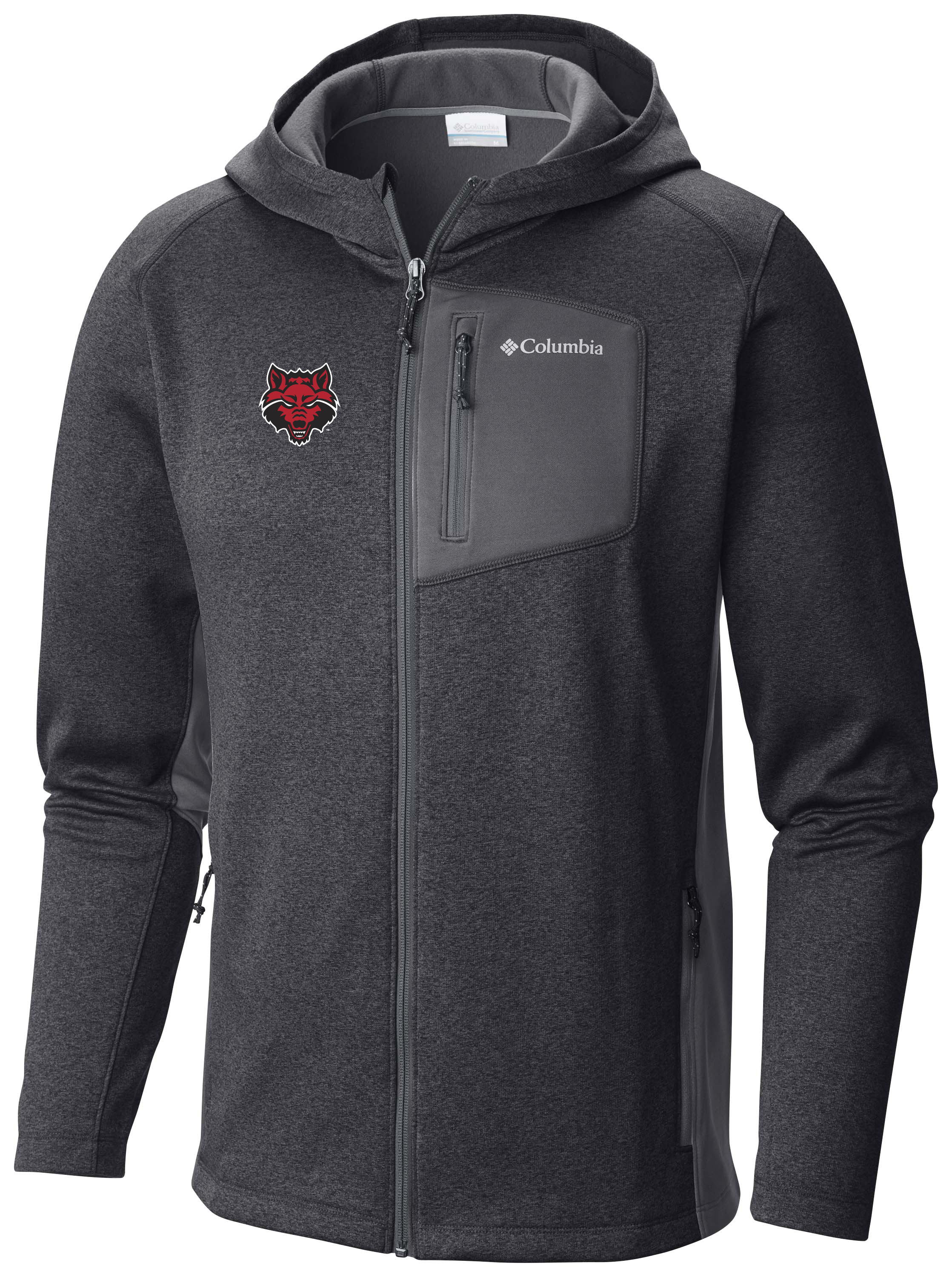 Red Wolves Jackson Creek Hoodie