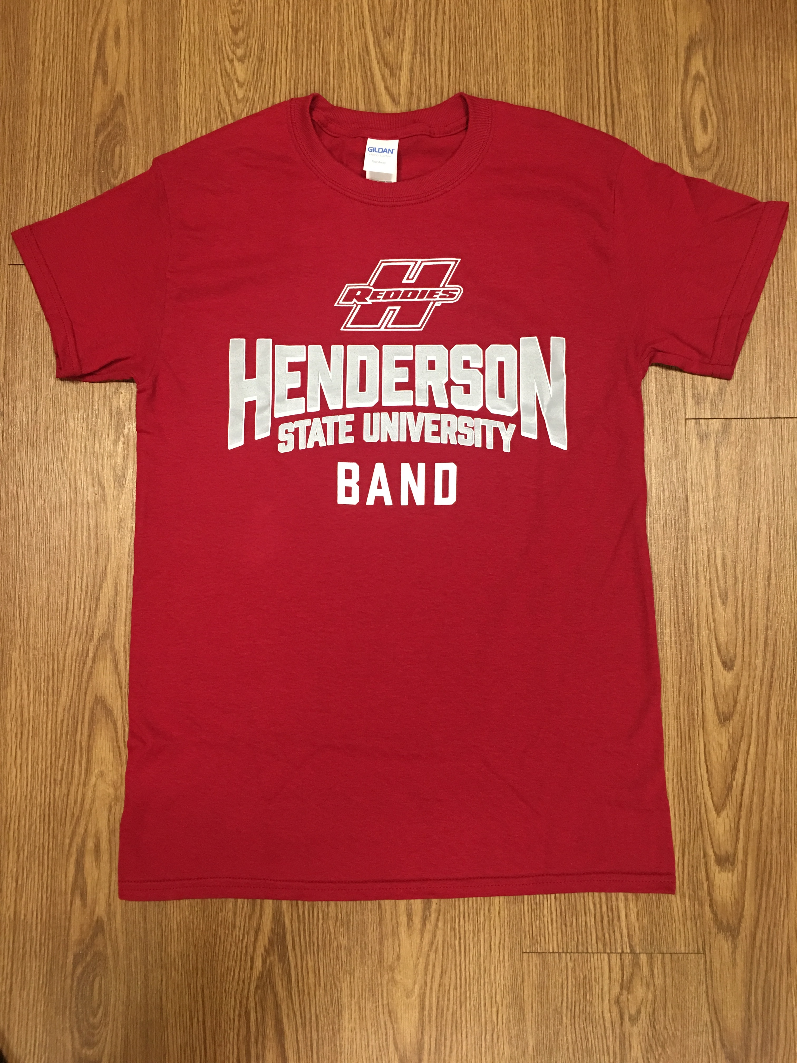 Henderson State University Band T-shirt