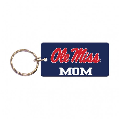Rectangle Keychain Mom