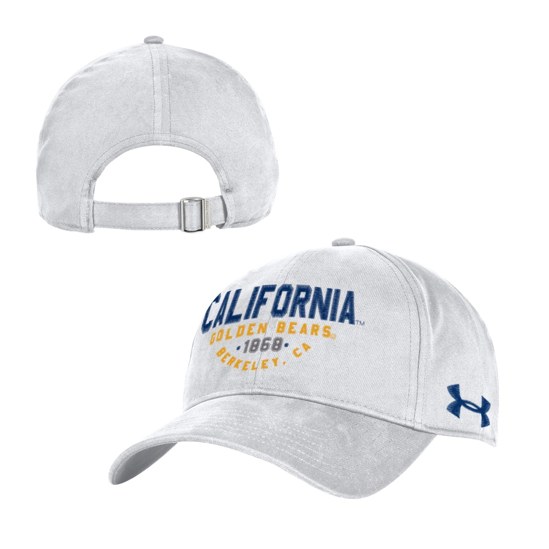 University of California Berkeley Under Armour Women's Chino Cap
