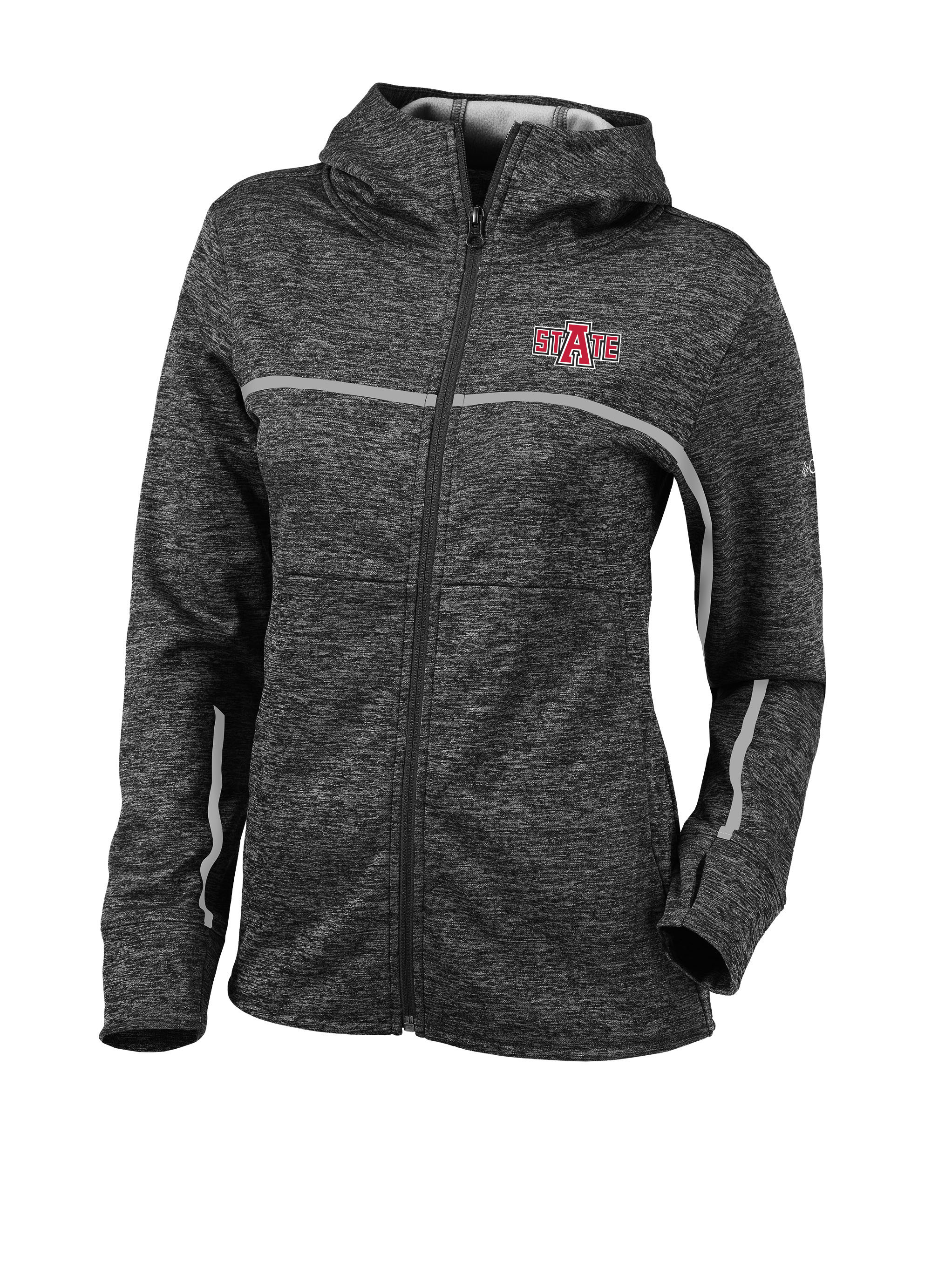 Arkansas State Omni-Wick Fresh Full Zip Jacket