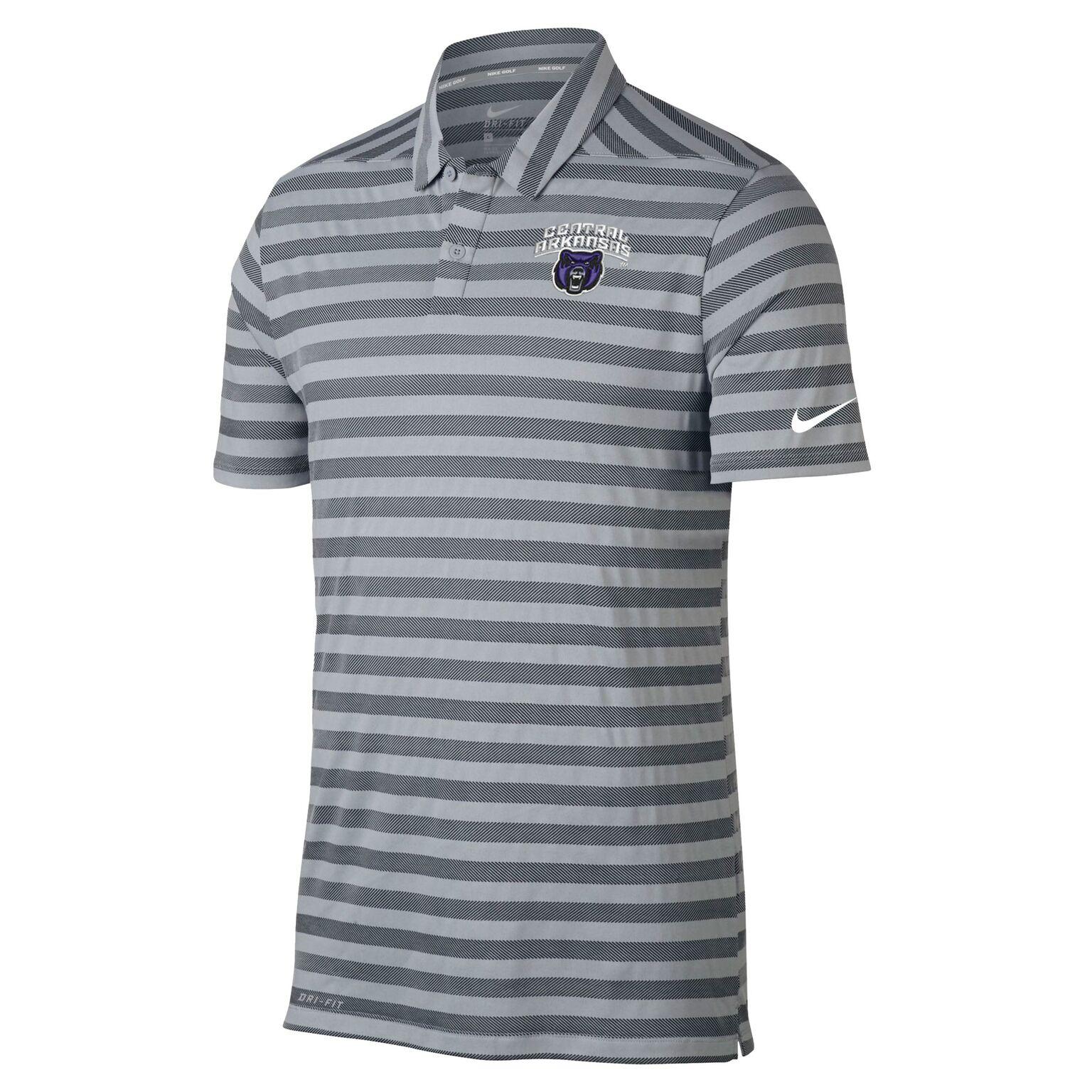 Men's Dry Stripe Polo