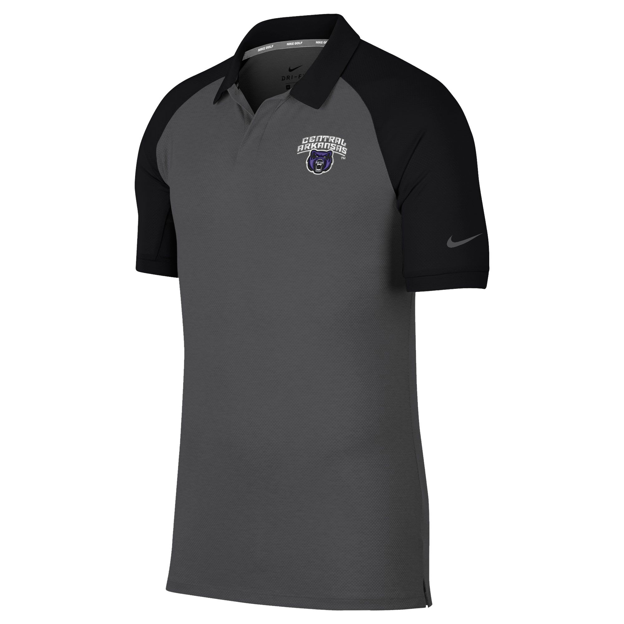Men's Dry Raglan Polo
