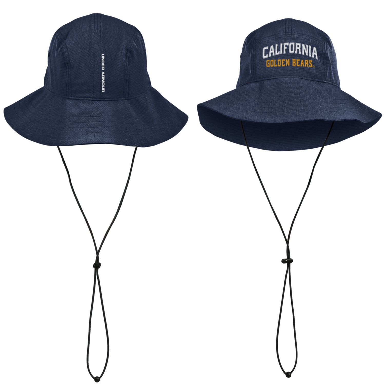 University of California Berkeley Under Armour Men's Airvent Warrior Bucket Hat