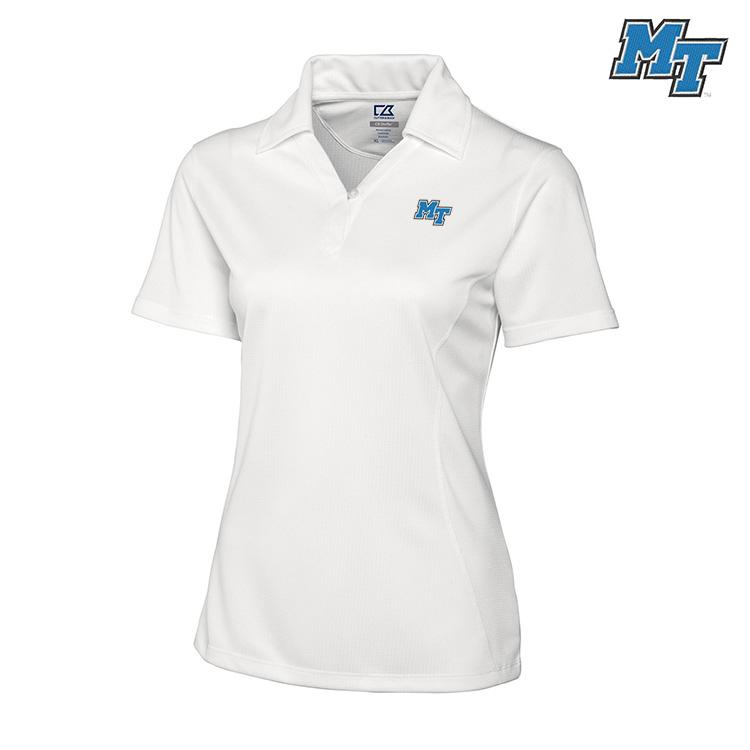 MT Logo Drytec Genre Women's Polo